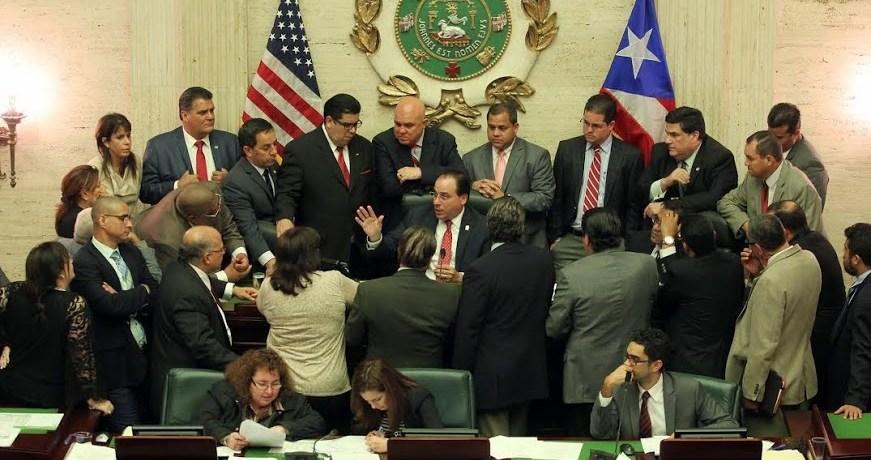 """Cámara aprueba informe de conferencia sobre """"Ley de Ajustes al Sistema Contributivo"""""""