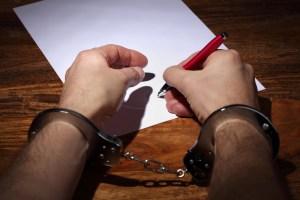 Atento el Supremo a totalidad de circunstancias en presentación de escritos de confinados