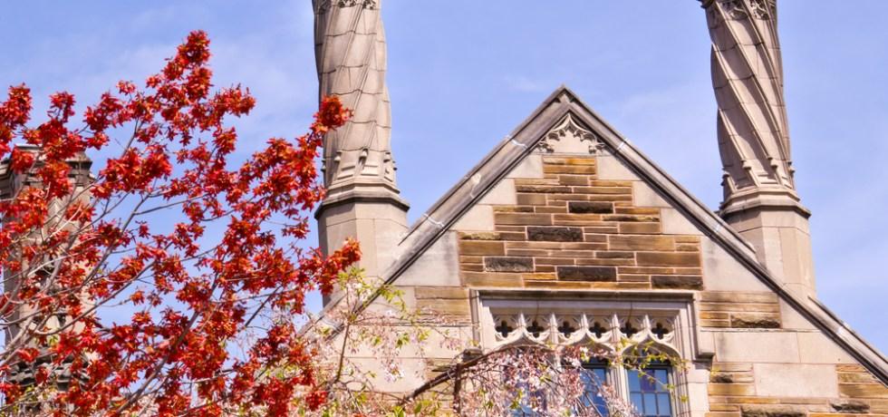 Sterling Law Building, Yale Law School