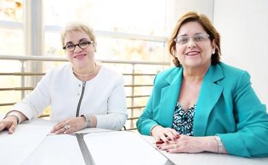 Lourdes Ramos y Liana Fiol Matta