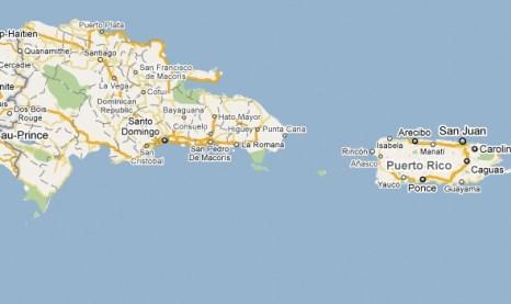 Puerto Rico y República Dominicana