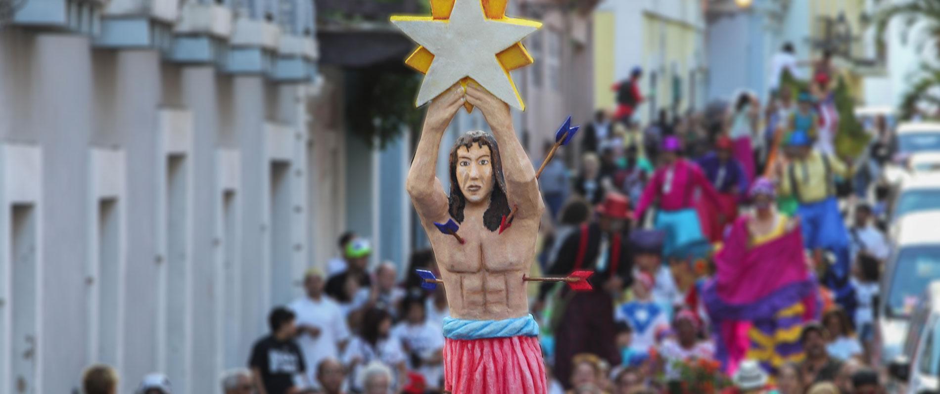 Fiestas de la calle San Sebastián 2015