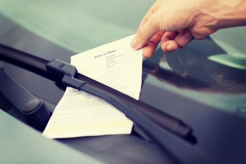 Amnistía para pago de multas de tránsito