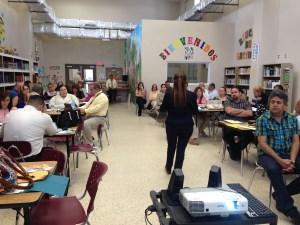 Reúnen empleados educación para capacitarlos sobre derechos niños especiales