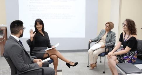 Abogados se preparan a través de curso para realizar deposiciones más exitosas y efectivas