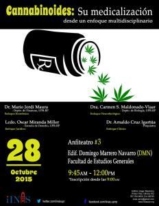 Cannabinoides: Su medicalización desde un enfoque multidisciplinario