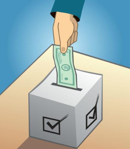 Limitaciones a las aportaciones a campañas políticas
