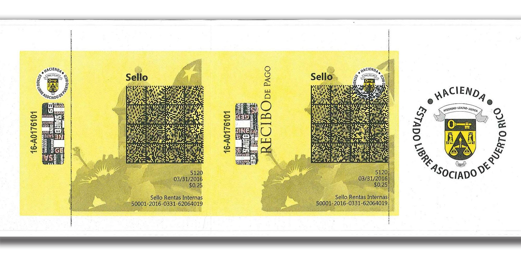 Anuncian comienzo del nuevo sistema electrónico para imprimir y/o vender sellos y comprobantes