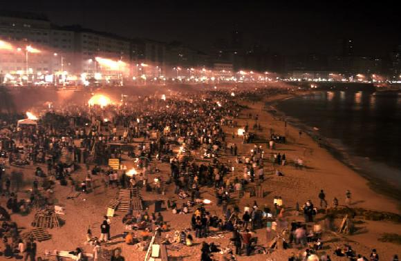 Noche de San Juan - 23 de junio