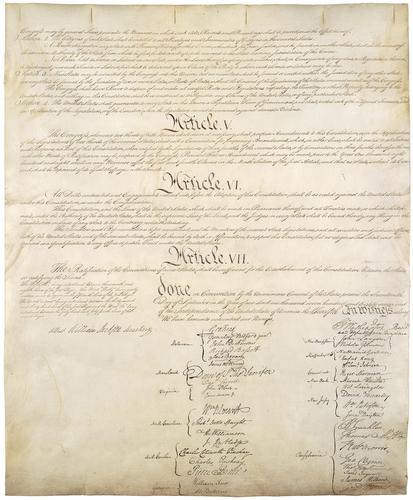 Juez federal Posner le resta valor a estudiar la Constitución de los Estados Unidos