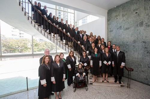 jueces TPI