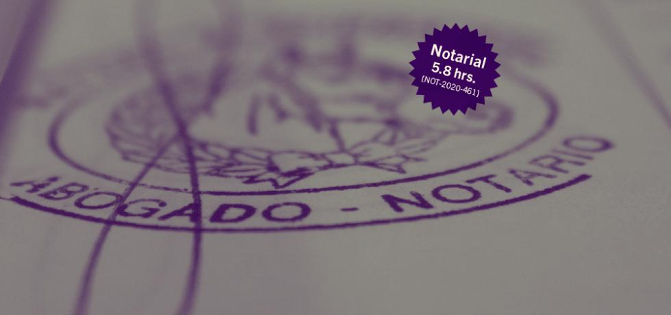 Lo que todo notario debe saber: Instrucciones generales a los notarios