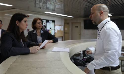 Región Judicial de Ponce se prepara para implementar el Módulo de Notificación Electrónica en los Tribunales