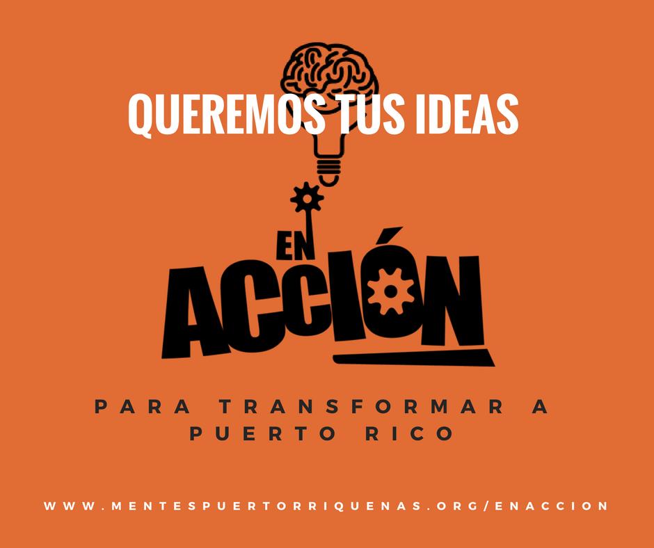 La organización Mentes Puertorriqueñas en Acción crea pasantía para que universitarios contribuyan a la reconstrucción de Puerto Rico