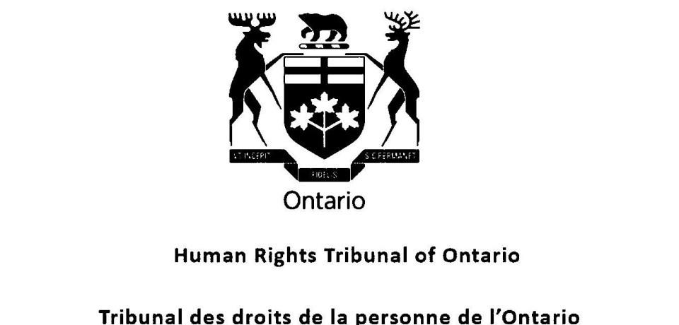 Ontario Human Rights Tribunal