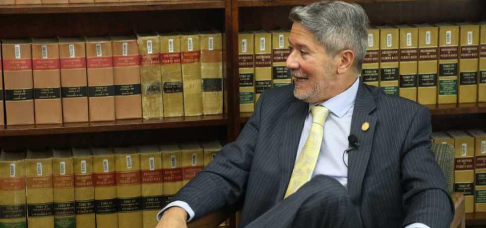 Detrás de la toga: Entrevista al Hon. Edgardo Rivera García