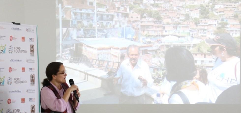 [VÍDEO] Recuperación, titularidad y desplazamientos: Reflexiones desde la gestión comunitaria