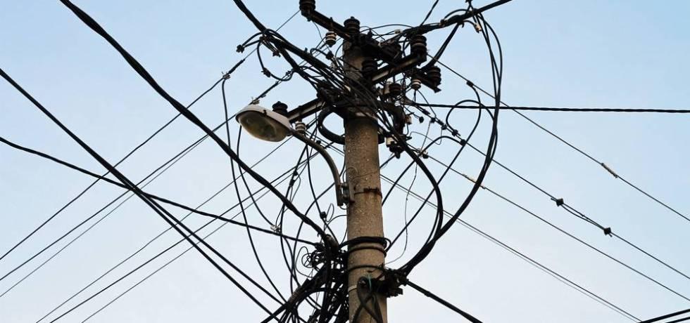 Radican proyecto que obligaría a referir a Justicia casos de hurto de energía