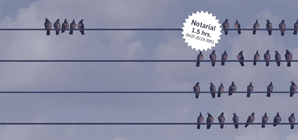 La exclusión de herederos en el testamento notarial
