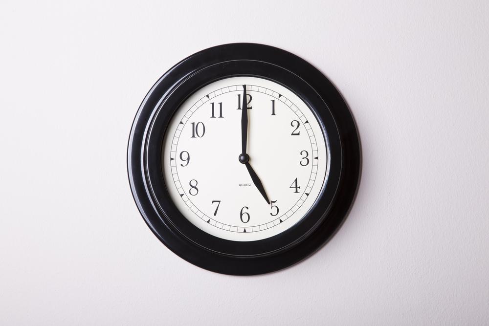 5:00 pm