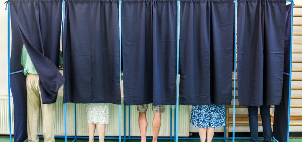 voto; votar; elección; primaria