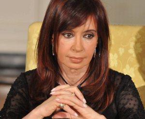 FILE PHOTO - Argentinian President Cristina Kirchner Has Thyroid Cancer