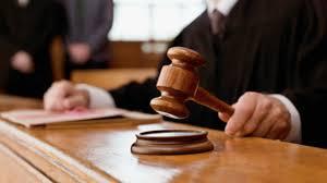 Juez sentencia