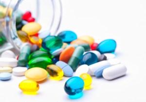 Medicamentos capsula