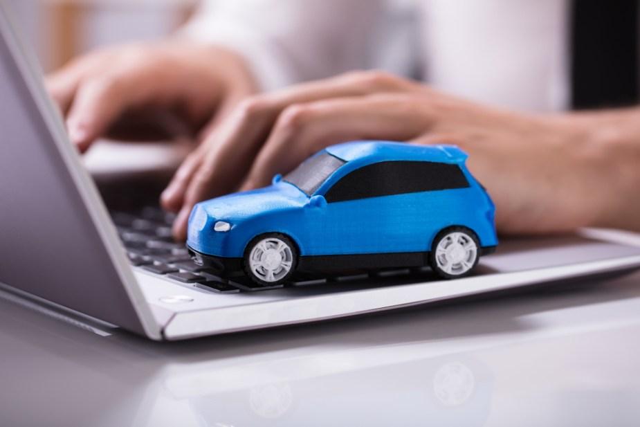 compra auto por internet