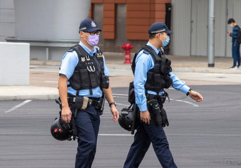 covid policia