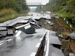 terremoto catastrofe