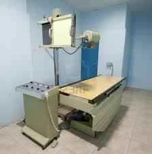 Hospital rayos X