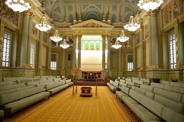 Philadelphia Masonic Temple Al