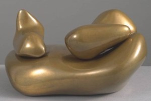 Constantin Brâncuși - Hans Harp Sculpture to be lost in the forest 1932 venividivici