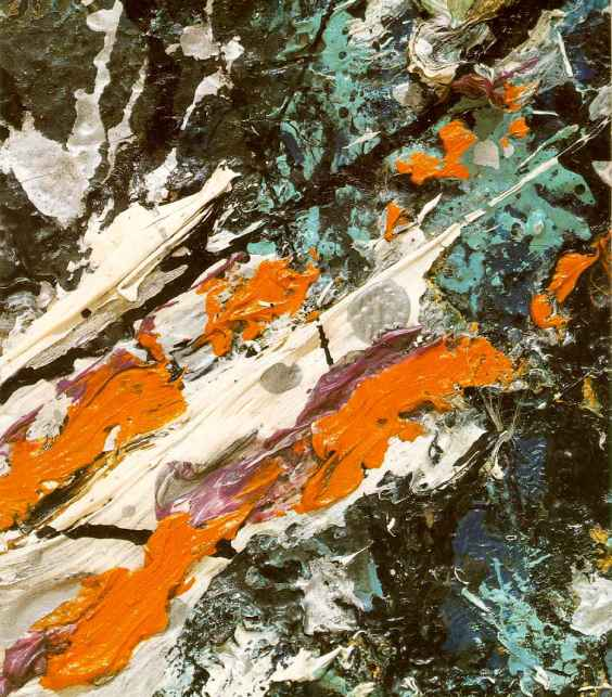 Jackson Pollock - full-fathom-five