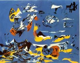 Jackson Pollock - moby-dick