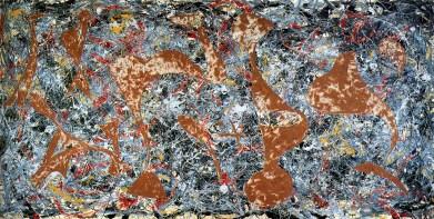 Jackson Pollock - number-7 -1949