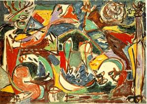 Jackson Pollock - The key