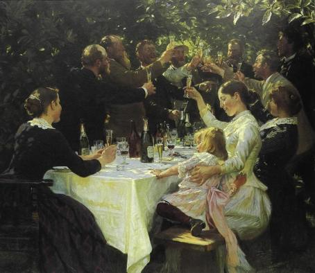 Peder S. Kroyer – Hiphip