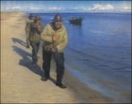 Peder S. Kroyer – Pescatori
