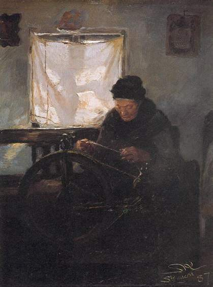 Peder S. kroyer – Vecchia
