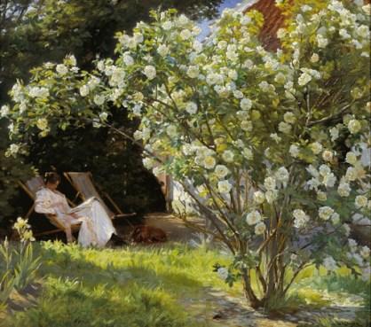 Peder Severin Kroyer - Marie