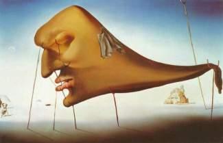 Salvador Dalì - Il sonno 1937