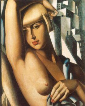 Tamara de Lempicka -1933-SuzySolidor