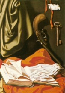 Tamara de Lempicka -1941-KeyandHand