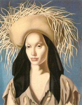 Tamara de Lempicka -1948-MexicanGirl