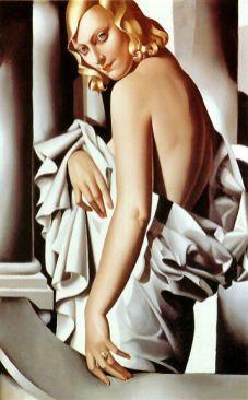 Tamara de Lempicka -Portrait-of-Marjorie-Ferry-1932