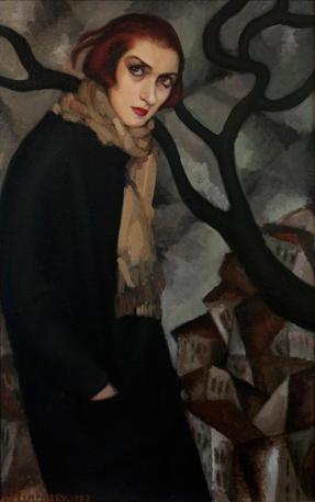 Tamara de Lempicka - Tristesse
