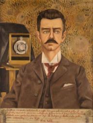 Frida Kahlo - mi padre Guillermo Kahlo
