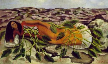 Frida Kahlo - roots
